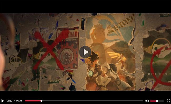 jQuery MP4视频在线播放