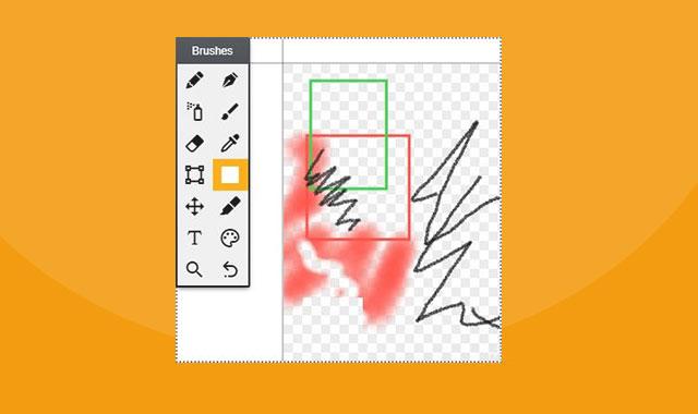 基于Canvas的Photoshop样式网页涂鸦板