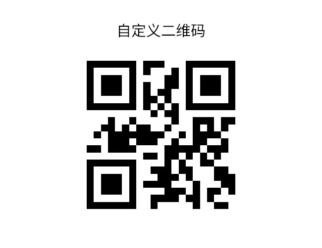 jQuery二维码插件qrcode
